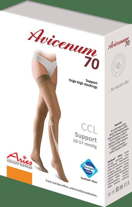 ARIES Pończochy profilaktyczne Avicenum 70 DEN