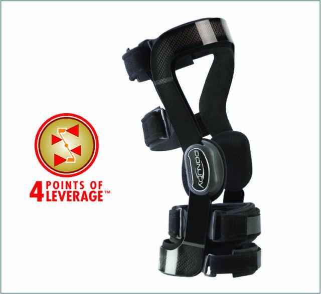 DONJOY Orteza funkcjonalna kolana FullForce™ z zegarem Fource Point