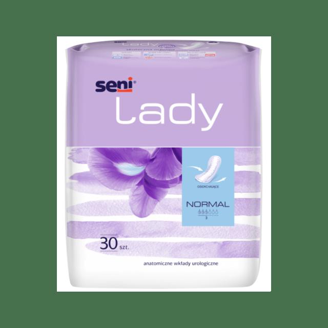 SENI Wkładki urologiczne dla kobiet Lady Normal