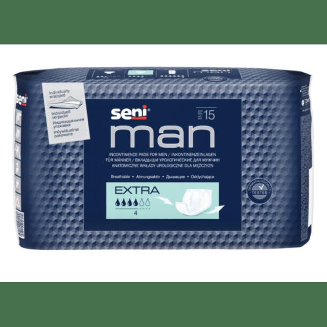 SENI Wkładki urologiczne Man Extra