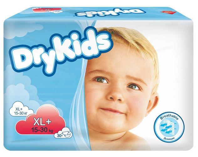 TENA Pieluchomajtki Dry Kids XL+ (15-30kg)