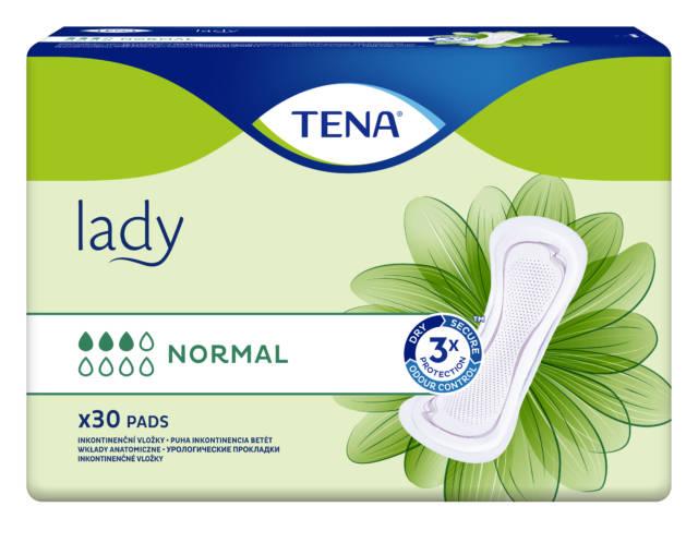 TENA Wkładki urologiczne dla kobiet Lady Normal