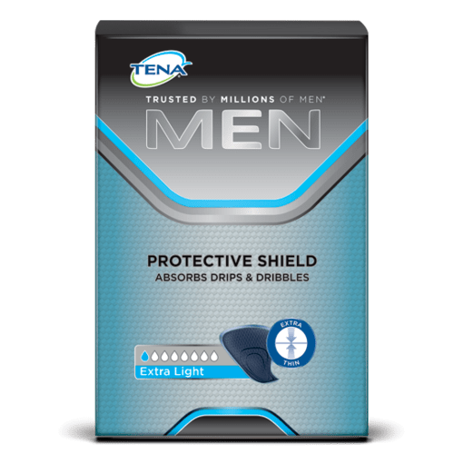 TENA Wkładki urologiczne męskie Men Extra Light Level 0