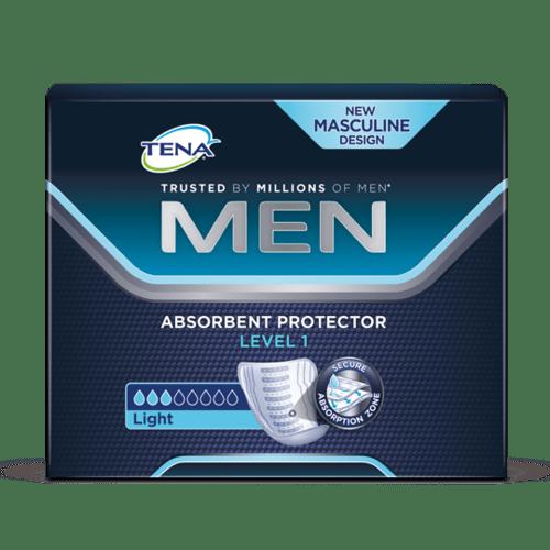 TENA Wkładki urologiczne męskie Men Light Level 1