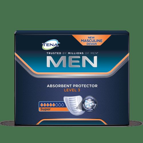 TENA Wkładki urologiczne męskie Men Super Level 3
