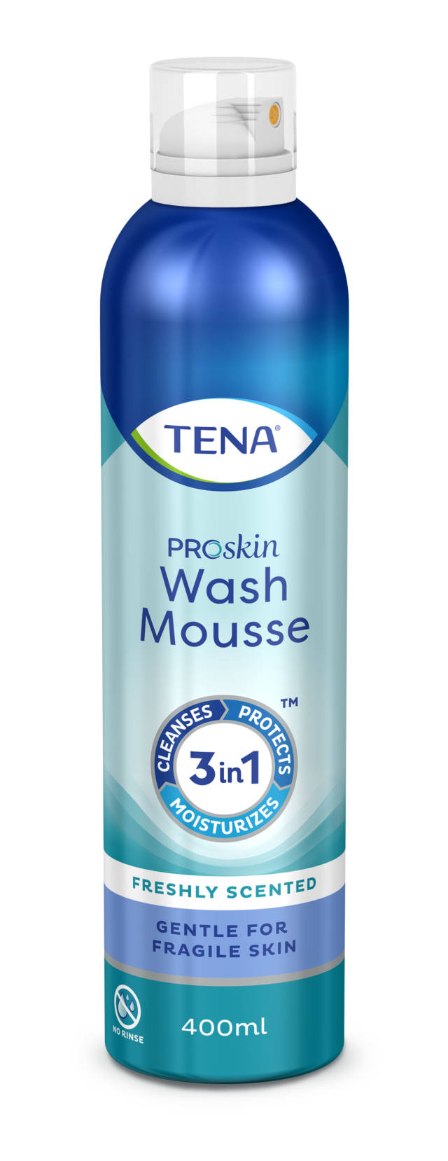 TENA Wash Mousse – pianka do mycia