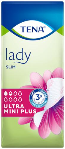 TENA Wkładki urologiczne dla kobiet Lady Slim Ultra Mini Plus