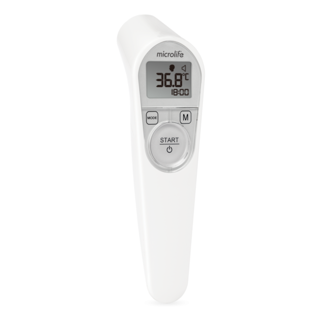 MICROLIFE Termometr bezkontaktowy NC 200