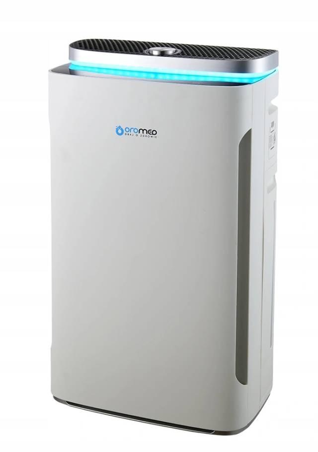 OROMED Oczyszczacz powietrza z filtrem HEPA i jonizatorem ORO-AIR PURIFIER COMBI XL + PILOT