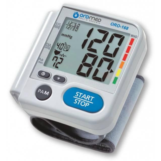 OROMED Ciśnieniomierz elektroniczny nadgarstkowy ORO-168