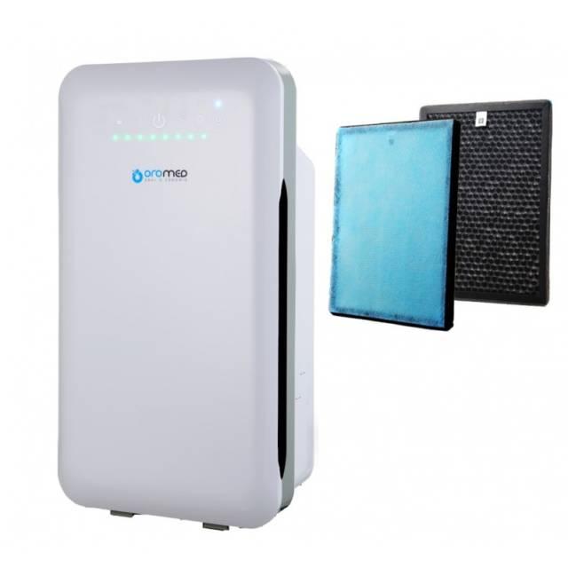 OROMED Oczyszczacz powietrza z filtrem HEPA i jonizatorem ORO-AIR PURIFIER CLASSIC