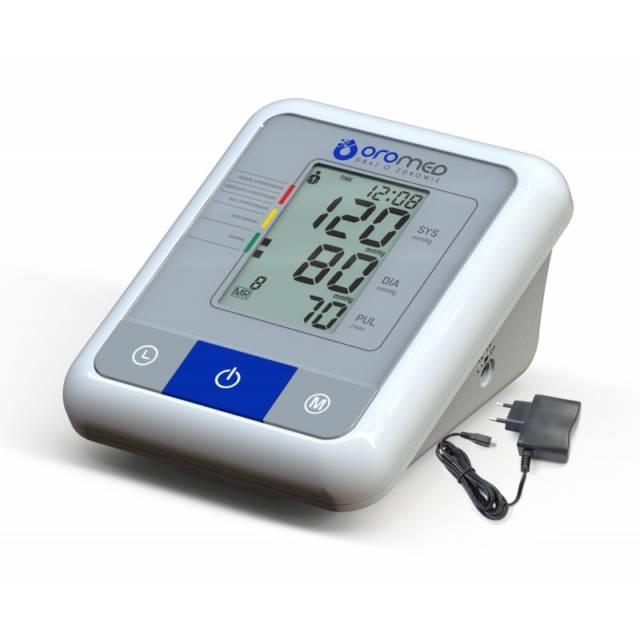 OROMED Ciśnieniomierz automatyczny ORO-N1 BASIC z zasilaczem