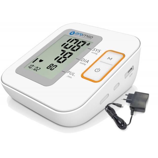 OROMED Ciśnieniomierz automatyczny ORO-N2 BASIC z zasilaczem