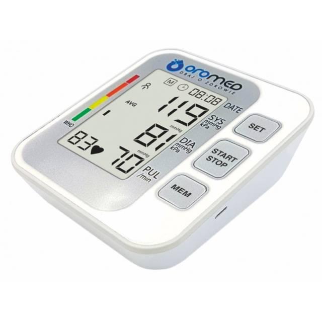OROMED Ciśnieniomierz automatyczny ORO-N5 CLASSIC