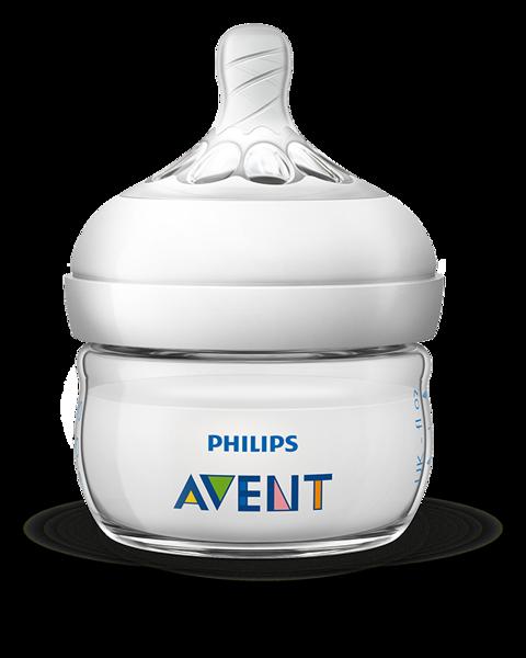 AVENT Butelka z serii Natural 60ml – BPA Free SCF039/17
