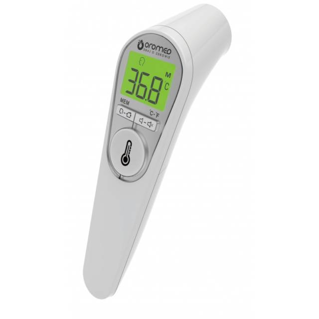 OROMED Termometr bezdotykowy na podczerwień ORO-BABY COLOR