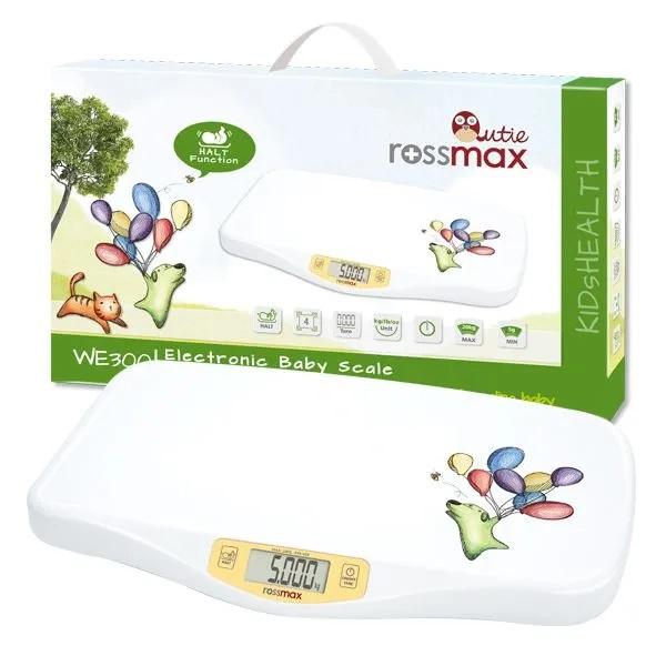 ROSSMAX Waga elektroniczna dla dzieci z serii Qutie WE300