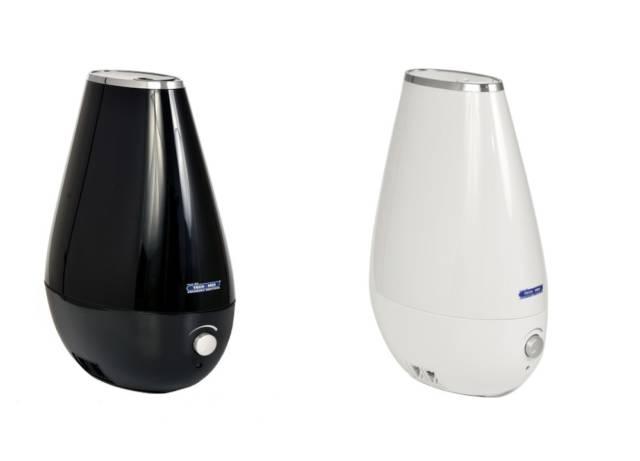 """TECH-MED Nawilżacz powietrza ultradźwiękowy z jonizatorem TM """"LOTOS"""""""
