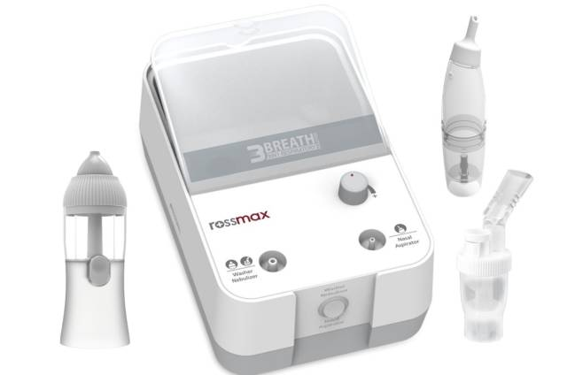 ROSSMAX Inhalator tłokowy 3 w 1 NK 1000