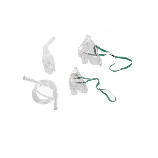 ROSSMAX Inhalator penumatyczno- tłokowy NE100 + smoczek