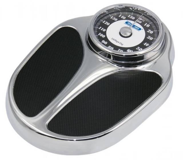 TECH-MED Waga łazienkowa TM-915