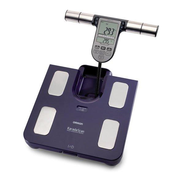 OMRON Waga elektroniczna z analizatorem składu ciała BF511