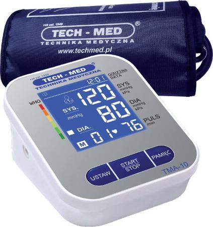 TECH-MED Ciśnieniomierz elektroniczny TMA-10