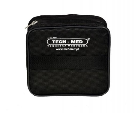 TECH-MED Ciśnieniomierz elektroniczny TMA-3BASIC(B) z zasilaczem