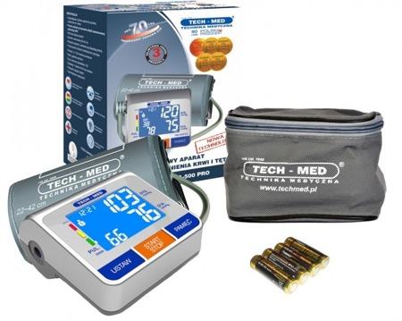 TECH-MED Ciśnieniomierz elektroniczny TMA-500 PRO