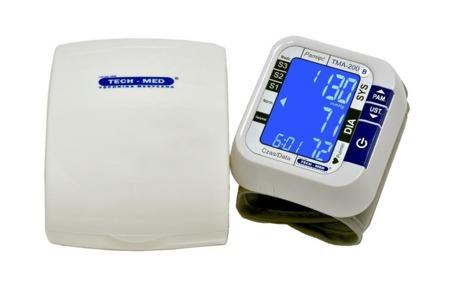 TECH-MED Ciśnieniomierz elektroniczny TMA-200(B)