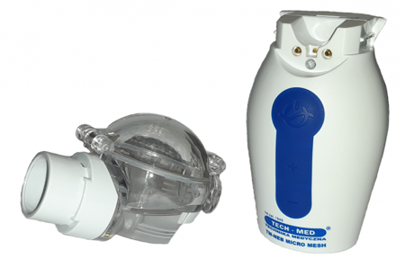 TECH-MED Inhalator membranowy TM-NEB MICRO MESH