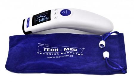 TECH-MED Termometr elektroniczny bezdotykowy TMB-COMPACT