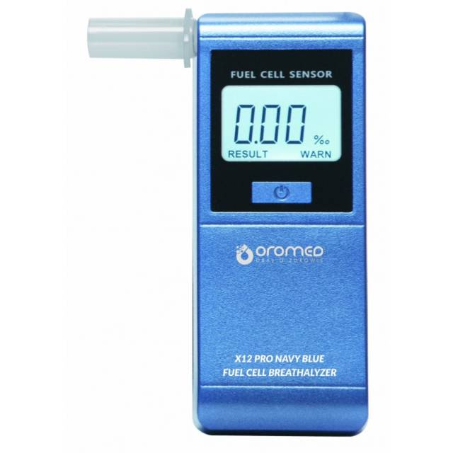 OROMED Alkomat ORO-X12 PRO BLUE