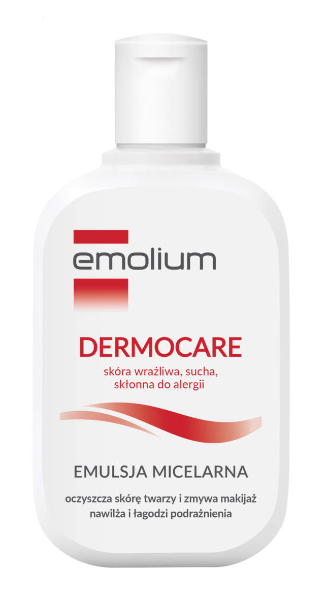 EMOLIUM DERMOCARE Emulsja micelarna 250ml