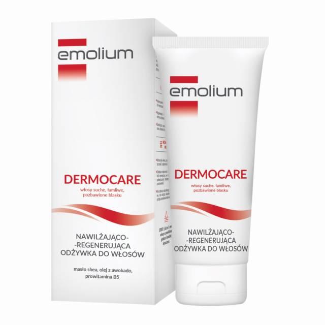 EMOLIUM DERMOCARE Odżywka do włosów nawilżająco-regenerująca 150ml