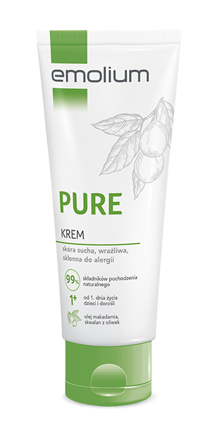 EMOLIUM PURE Krem 75ml