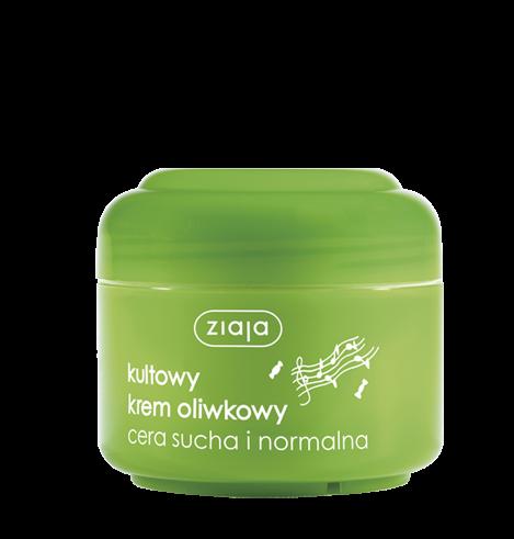 ZIAJA OLIWKOWA Krem oliwkowy 50ml