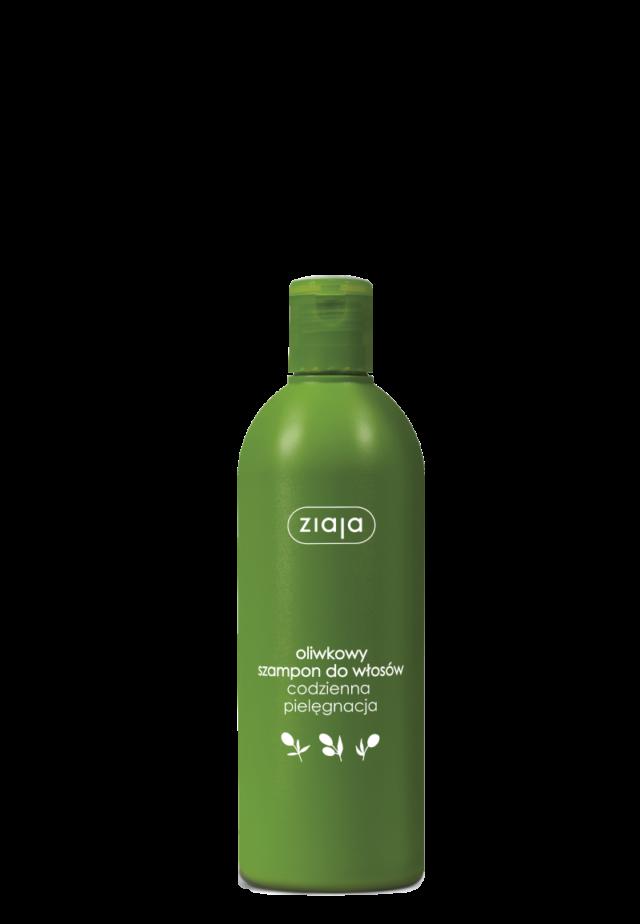 ZIAJA OLIWKOWA Oliwkowy szampon odżywczy 400ml