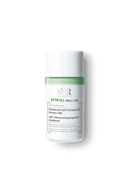 SVR SPIRIAL ROLL'ON Antyperspirant w kulce 50ml