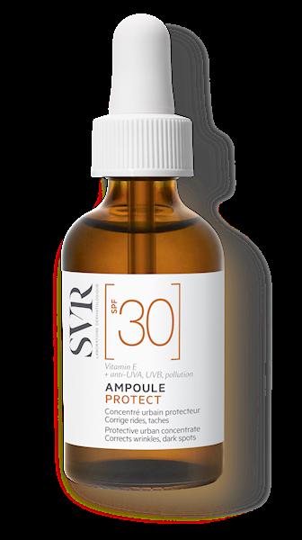 SVR ABC AMPOULE PROTECT Ochronne serum przeciwzmarszczkowe w ampułce SPF30 30ml