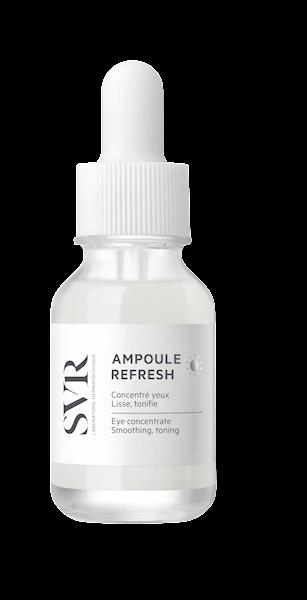 SVR YEUX REFRESH Skoncentrowane serum pod oczy o działaniu wygładzającym i wzmacniającym 15ml