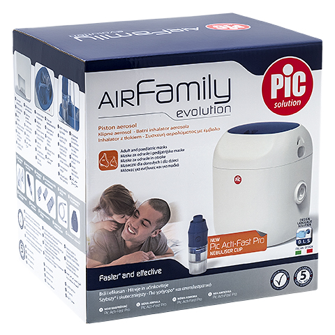 PIC Inhalator tłokowy Air Family