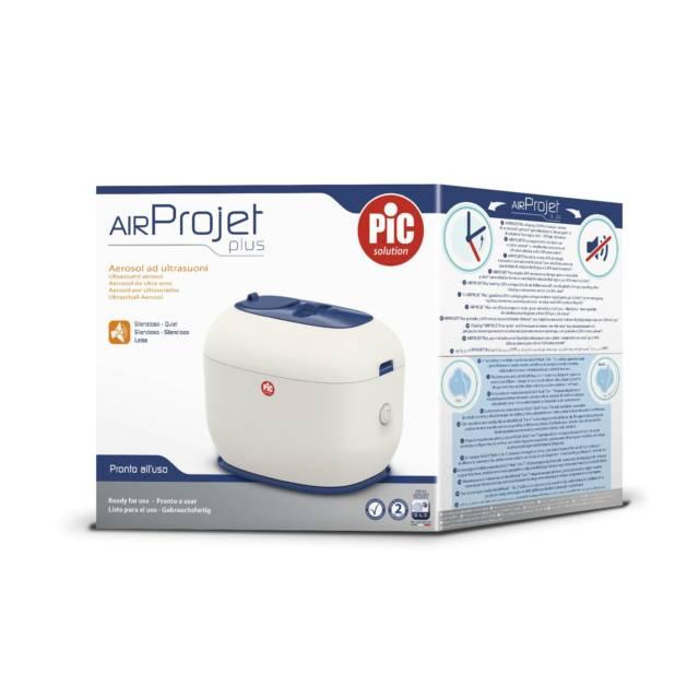 PIC Inhalator ultradźwiękowy Air Project Plus