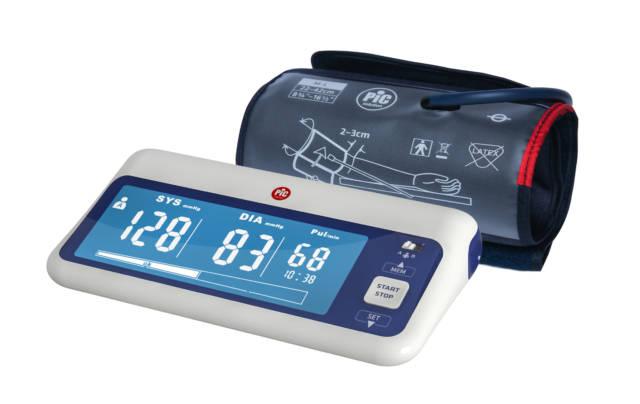 PIC Ciśnieniomierz naramienny automatyczny HelpRAPID