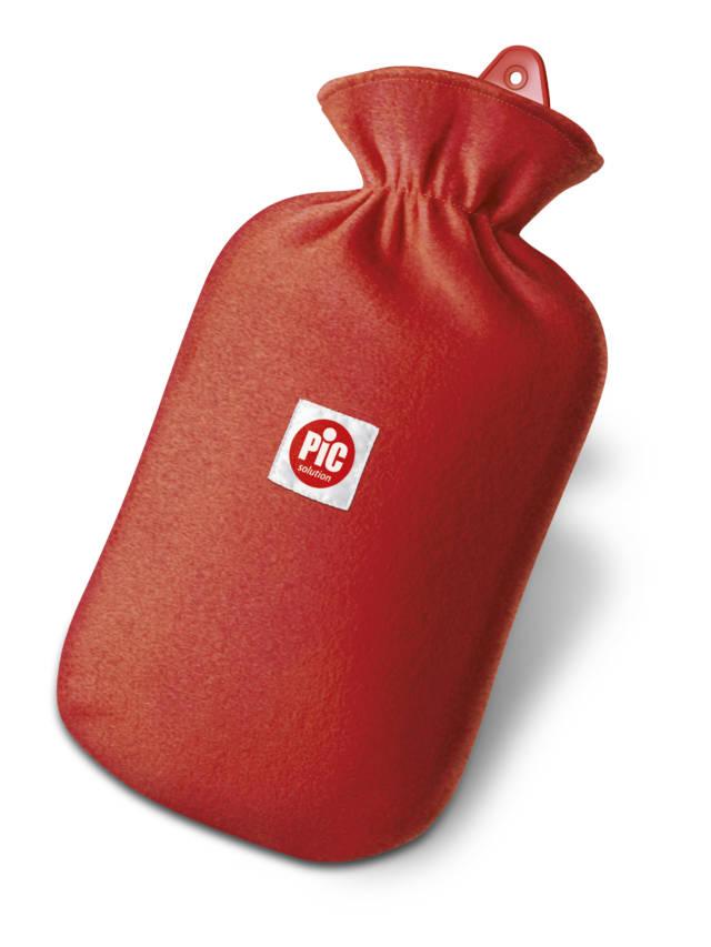 PIC Hot Water Bag termofor w polarowym pokrowcu