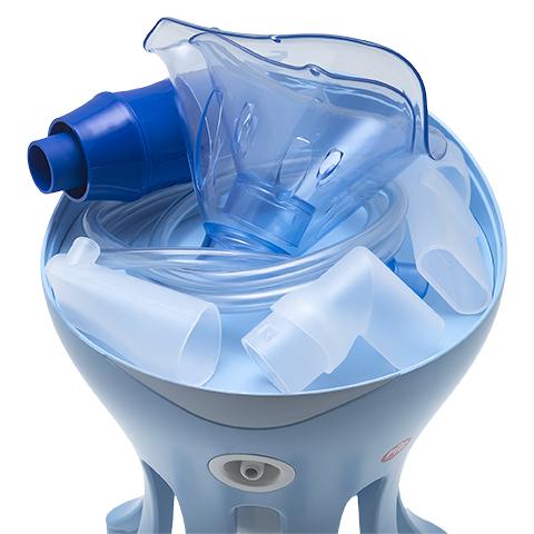 PIC Inhalator tłokowy mikrokompresorowy dziecięcy Ośmiornica Mister 8