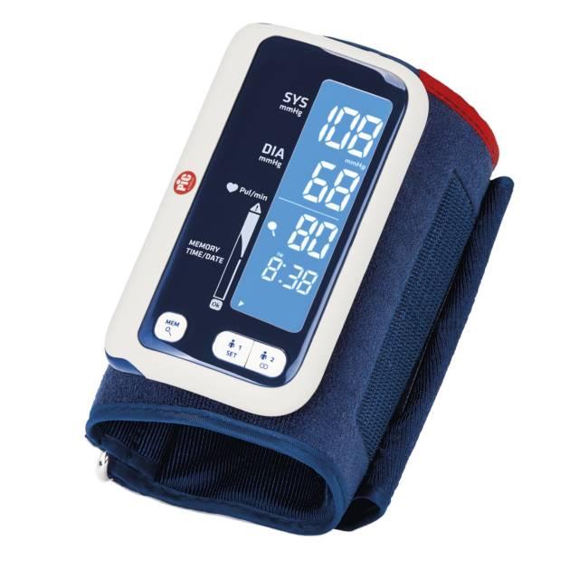 PIC Ciśnieniomierz naramienny automatyczny z Bluetooth MobileRAPID