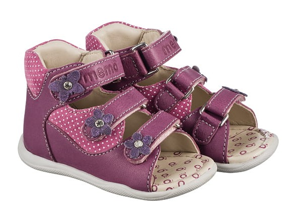 MEMO Baby Sandałki profilaktyczno- korekcyjne DORIS