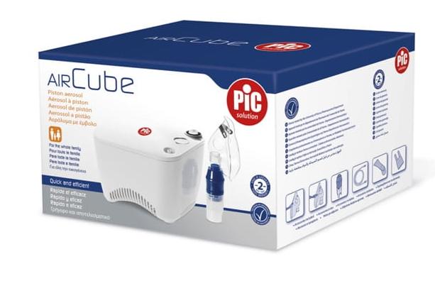 PIC Inhalator tłokowy Air Cube