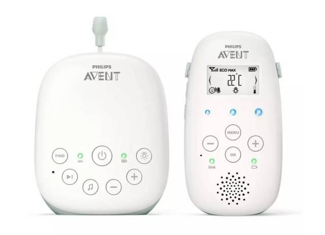 AVENT Elektroniczna niania DECT SCD711/52